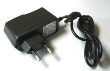2Pcs 1000mA 12Volts DC switch Power Supply Adapter For CCTV Camera EU plug