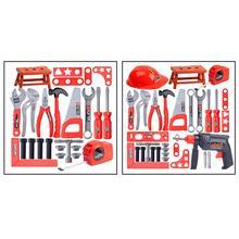 Ensemble de jouets de Puzzle garçons, ensemble de boîte à outils pour enfants outil de réparation de Simulation pour bébés, Kit de réparation pour tournevis