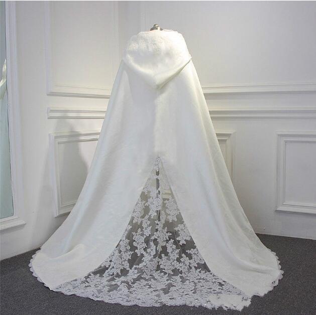 معطف زفاف من الدانتيل والساتان ، معطف زفاف ، معطف ملفوف ، شال ، قطار ، معطف ، مجموعة جديدة للشتاء والخريف