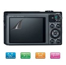 (4 adet, 2 paket) LCD Ekran Koruyucu koruyucu film için Panasonic Lumix DMC ZS40/TZ60 FZ72/FZ70 dijital kamera