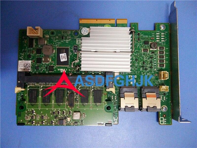 Controlador Original W56W0 0W56W0 para DELL PERC H700 integrado SAS RAID SATA con caché de 512MB totalmente probado