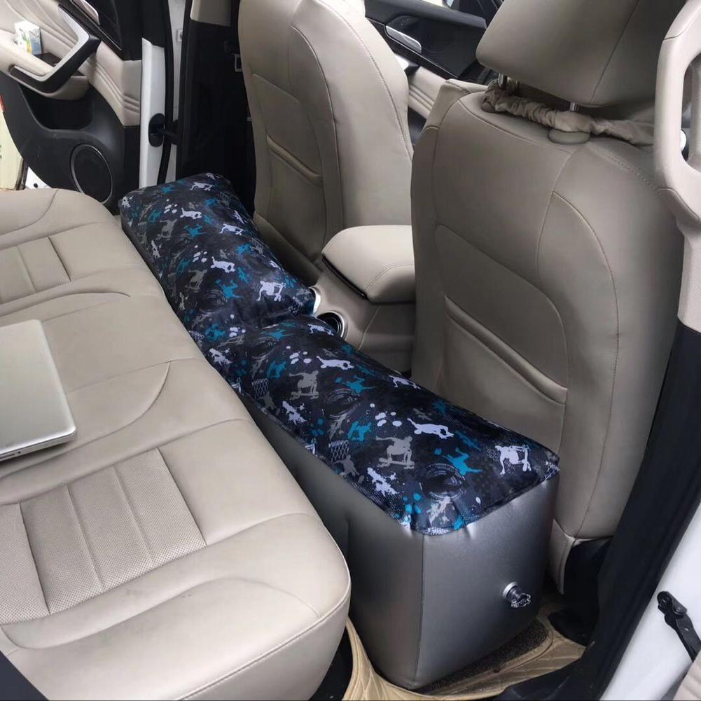 Lacuna Assento de carro Colchão Inflável Para Trás a Impressão da Almofada Cama Almofada de Ar para o Carro de Viagem de Acampamento