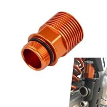 CNC de freno trasero depósito extensor para KTM 125, 250, 300, 450, 500, 525, 530 SX SXF EXC TPI EXCF XC XCF XC-W XCW TPI XCFW SMR 2004-2019