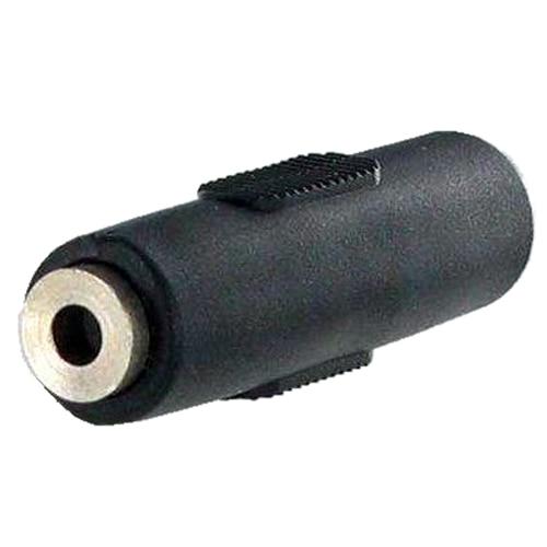 Nuevo adaptador de minirelé estéreo de 3,5mm (hembra-hembra) SMP-AFF