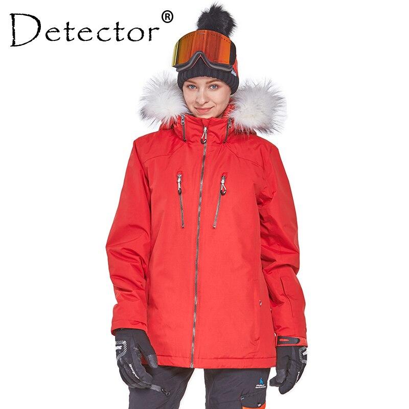 detector women s winter ski snowboard jacket waterproof windproof coat outdoor ski clothing women warm clothes Detector Women's Winter Ski Snowboard Jacket Waterproof Windproof Coat Outdoor Ski Clothing Women Warm Clothes