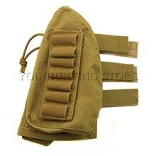 Чехол для охотничьего ружья, тактическая винтовка с патроном, держатель для журнала Molle