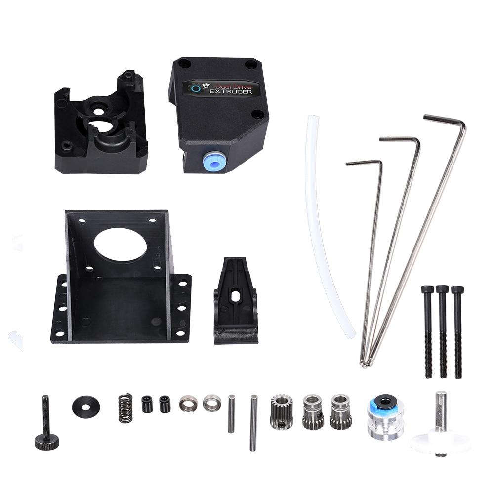 Extrusora BIGTREEETECH BMG alimentador extrusor de engranaje doble Bowden extrusora remota de filamento de 1,75mm para impresora 3D CR10 RepRap MK8