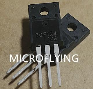 10 peças gt30f124 30f124 3of124 30fi24 TO-220F