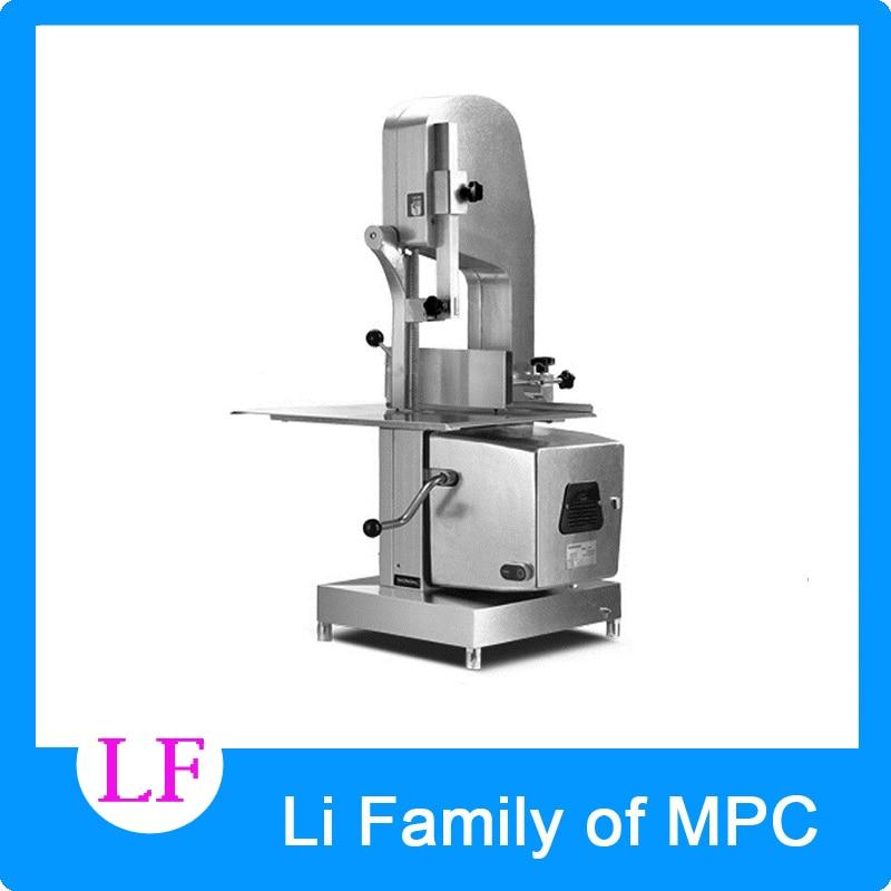 J310 máquina de corte profesional de banda de carne máquina de corte de huesos máquina de congelación de CARNE/máquina de corte de pescado