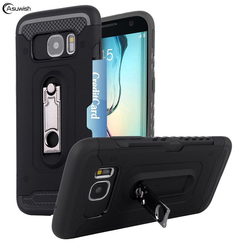 Funda protectora rígida para teléfono funda para Samsung Galaxy S7 Edge Glaxy S 7 7S S7 edge 7 Edge SM G930 G930F G930FD G935F SM-G935F