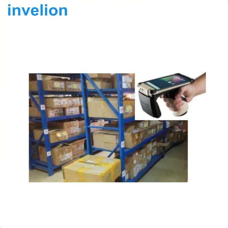 free sample flexible thin long range metal uhf tag sticker asset UHF tag for warehouse library shelf logistics