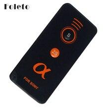 Caméra IR Télécommande Sans Fil pour Sony NEX5 NEX7 A57 A65 A77 A33 A55 A230 A330 A380 A550 A700 A850 A900 DSLR Livraison Gratuite