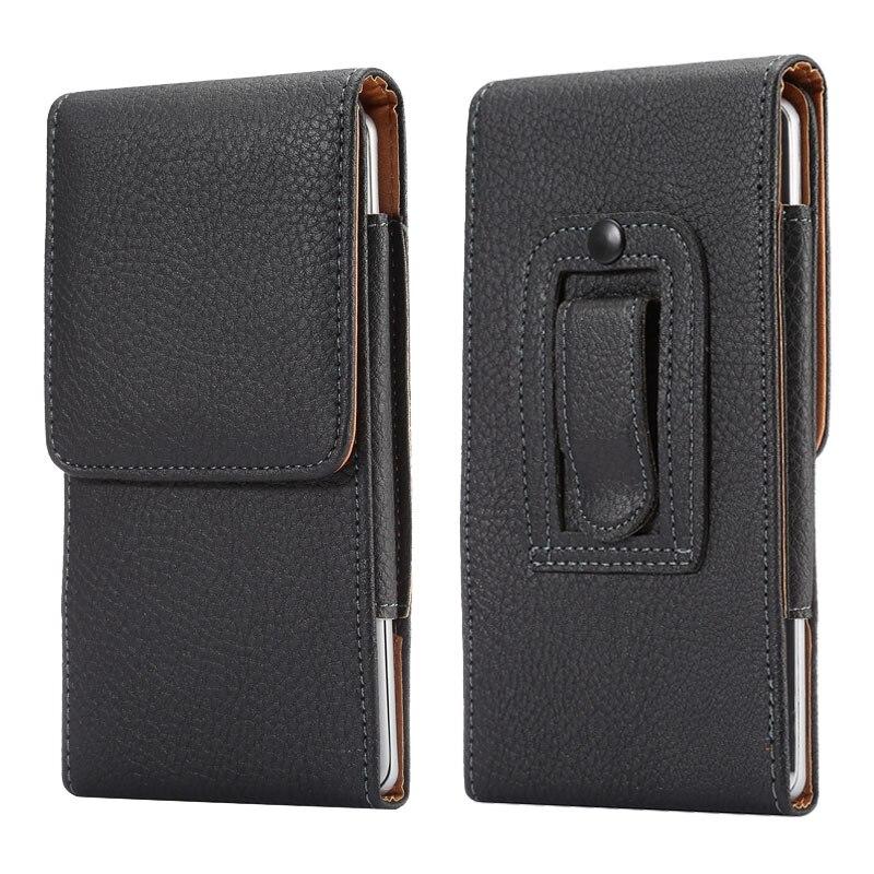 Herren Taille Pack Gürtel Clip Tasche für iPhone 3g 4 4 s 5 5 s SE 7 6 6 s plus Tasche Holster Fall Abdeckung Klassische Telefon Fällen PU Leder