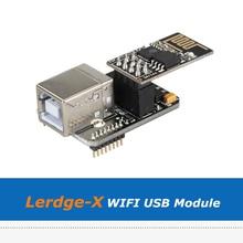 Lerdge X Lerdge K carte dimprimante 3D partie Module dextension de liaison USB + Module de contrôle WIFI