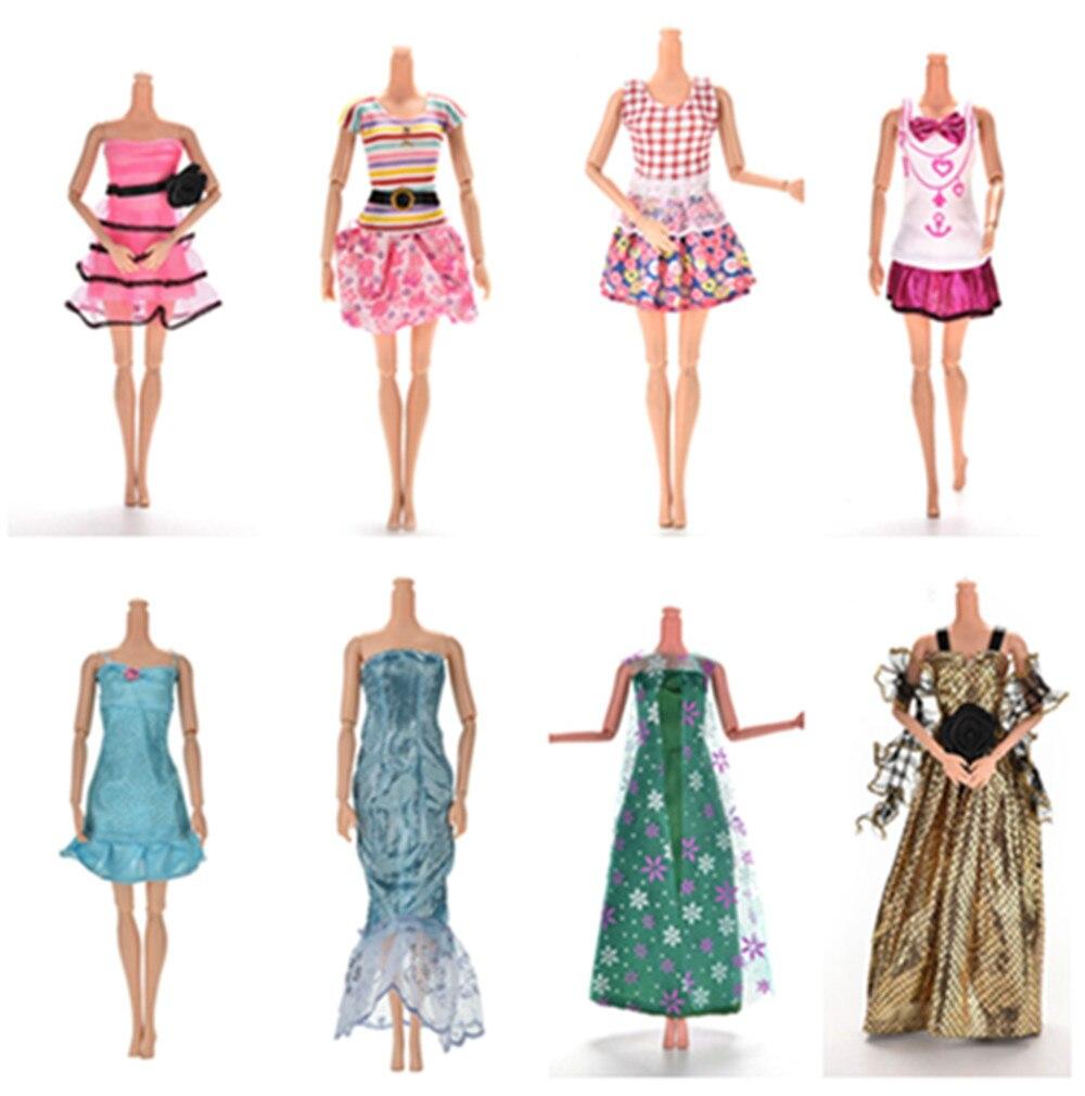 Подарок, модная повседневная одежда, повседневный жилет, рубашка, юбка, наряды, платье, кукольный домик, аксессуары, Одежда для куклы