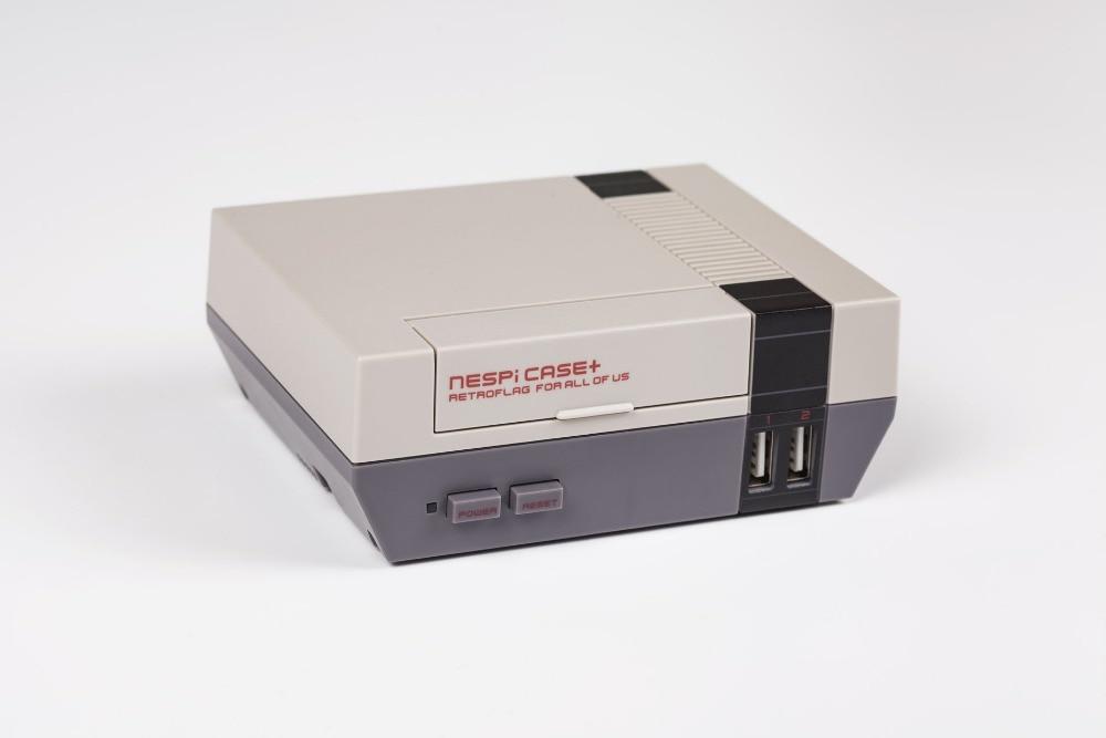 Mini NESPI CASE Plus for Raspberry Pi 3,2 and B+ Classic Retro Tools for RetroFlag Case Game Console Player Controller r20