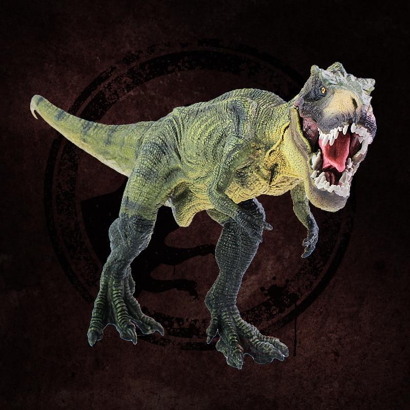 Tyrannosaurus Rex Dinosaur Model Toys Animal Plastic PVC Action Figure Toy for Kids Gifts