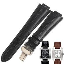 WENTULA Ремешки для наручных часов tissot t60 ремешок из телячьей кожи ремешок из натуральной кожи