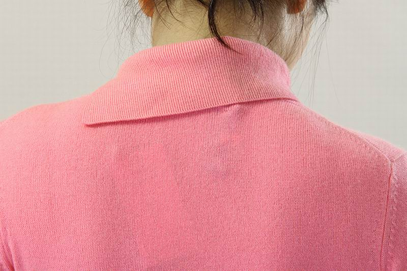 100%Cashmere Sweater Women Red Pink Printed Pullover Natural Fabric Extra Soft Warm High Quality Clearance Sale Free Shipping enlarge