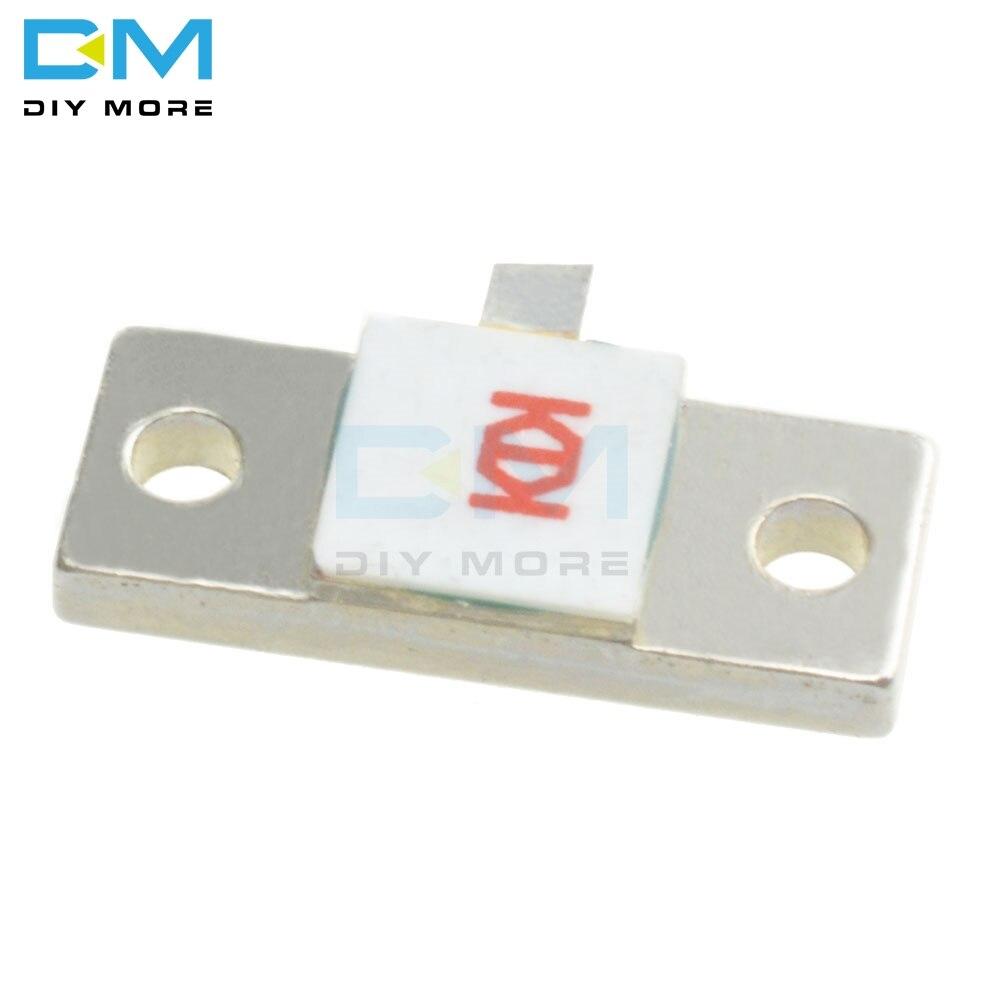 Resistencia de microondas de 250W 50 ohmios DC-3GHz terminación RF carga ficticia RFP 250N50-55 ~ 150 grados 25*10*3mm