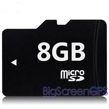 8GB Car DVD Player GPS Map Music Map SD Card card TF Flash Memory For Car Phone