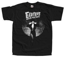 Забавная футболка Elvira misture Of The Dark для мужчин, уличная футболка в стиле хип-хоп с крутым логотипом, футболка с короткими рукавами