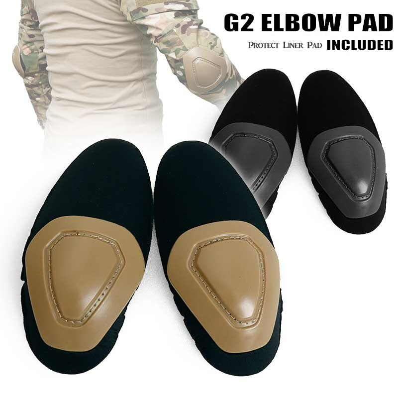 Codera táctica militar, soporte deportivo para Paintball Airsoft, camisa de combate, Protector de codo con inserto de protección