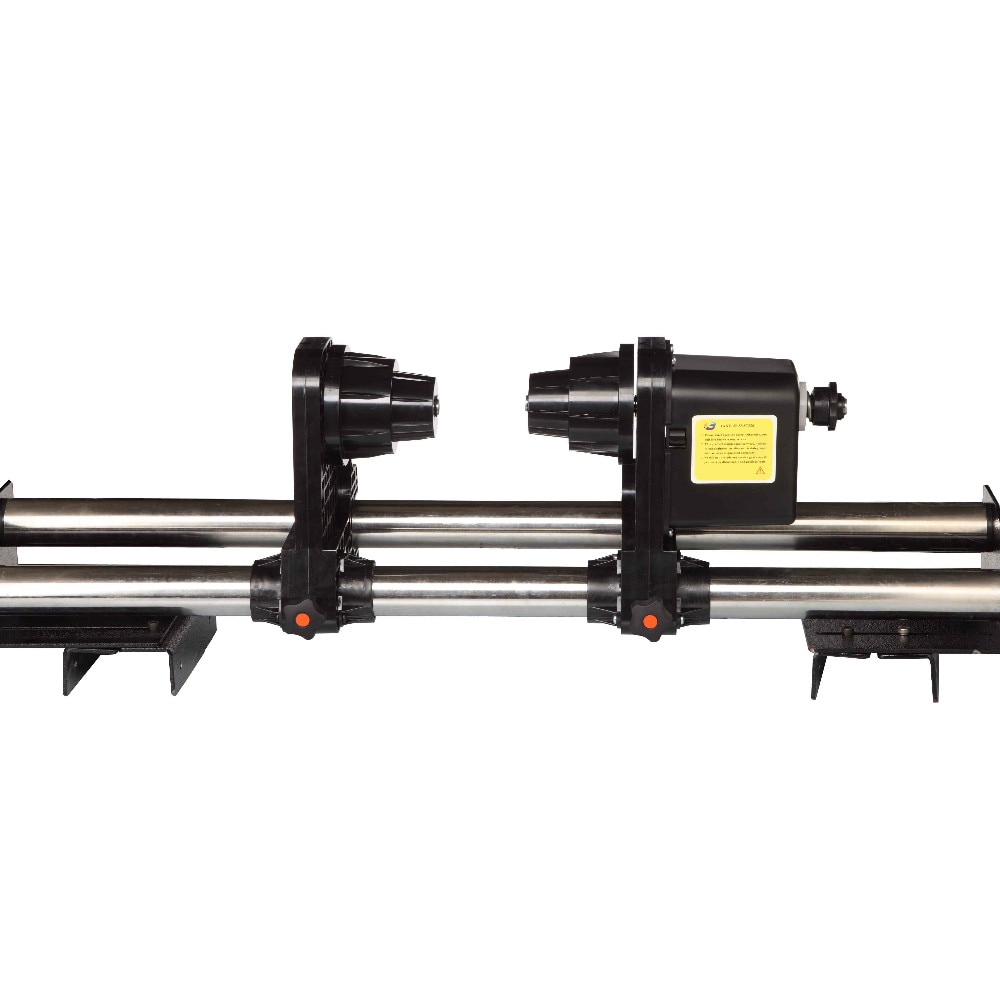 Impresora Mimaki Sistema de carrete colector de papel receptor de papel de impresora + 2 motor para Roland Mimaki Mutoh plotter impresora