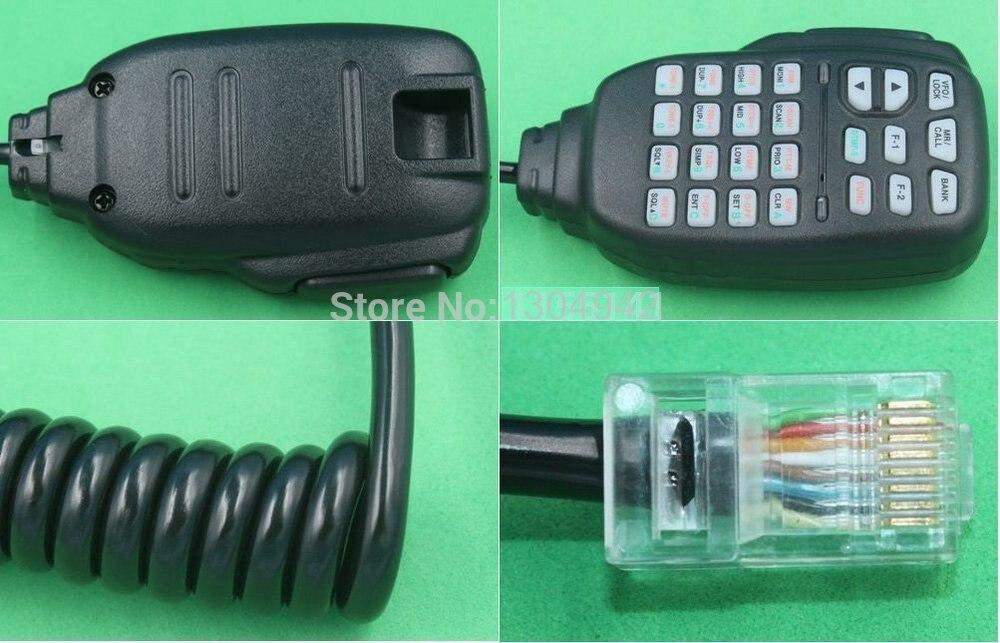 Handheld Speaker Microphone Mic HM-133V For Icom Mobile Radio IC-2200H IC-V8000 enlarge