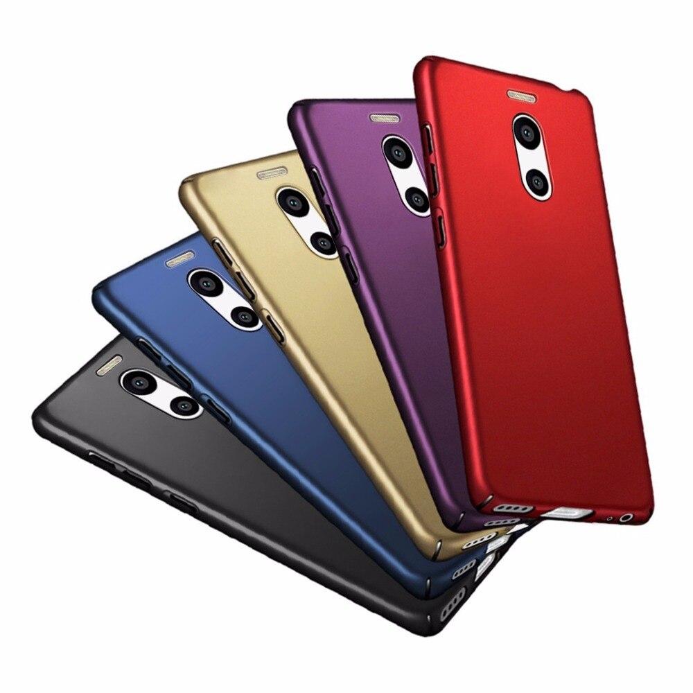 Роскошный Матовый чехол для телефона Meizu M6 Note 5,5 дюйма, защитный твердый пластиковый чехол из поликарбоната для Meizu Meilan Note 6