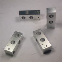 Reprap Prusa Mendel CNC metal corner holder kit Sturdier RepRap Prusa i3 Aluminium corner pieces set