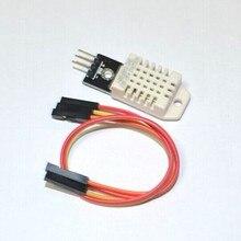 5 pcs dht22 디지털 온도 및 습도 센서 am2302 모듈 + arduino dht22 용 케이블 pcb