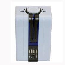المؤين لتنقية الهواء مولد الأيونات السالبة دائم هادئ لتنقية الهواء إزالة الفورمالديهايد الدخان الغبار لتنقية الهواء للمنزل