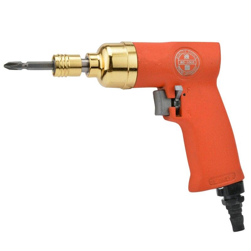 بندقية نوع هوائي مفك قوية بندقية نوع الهواء بندقية نوع الغاز BD-1005 هوائي مفك