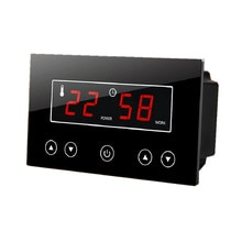 RINGDER FC-110D LED Far Infrared Sauna Room Foot Spa Sauna Digital Temperature Controller Countdown Timer Regulator Thermostat