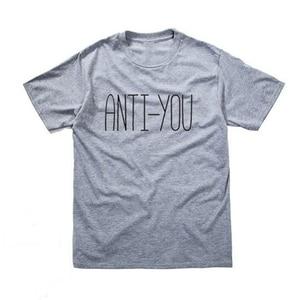 TShirt Men T Shirt Streetwear Shirt Plus Size Funny T Shirts Graphic Tees Men T-shkrt ANT You T-Shirt Oversized Cotton Tops Tee
