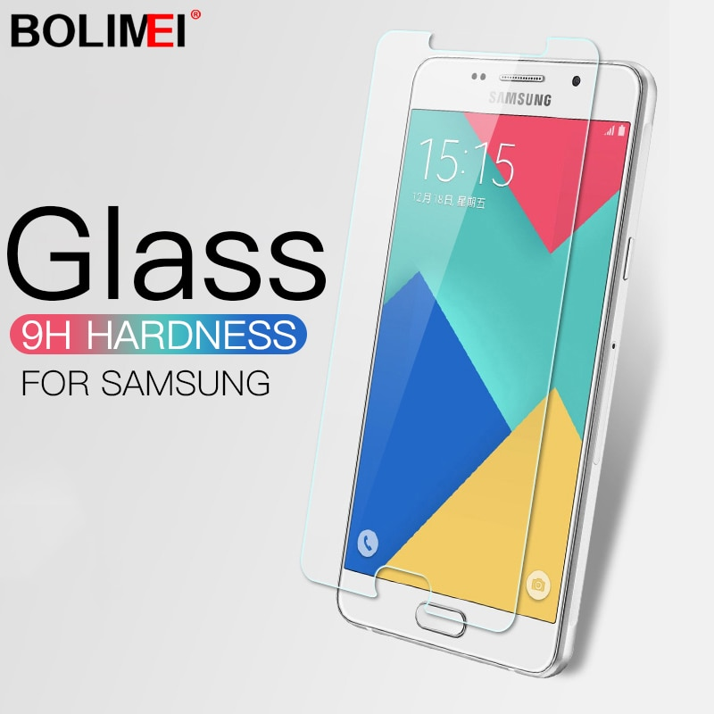 0.26mm szkło hartowane dla Samsung Galaxy J3 J5 J7 A3 A5 A7 2015 2016 J310 J510 J710 ekran protector szkło ochronne 9 H