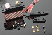 Baja CYS S8218 numérique 6 V-7.2 V 0.18sec/60 a 164g engrenage métallique 40KG couple élevé Servo