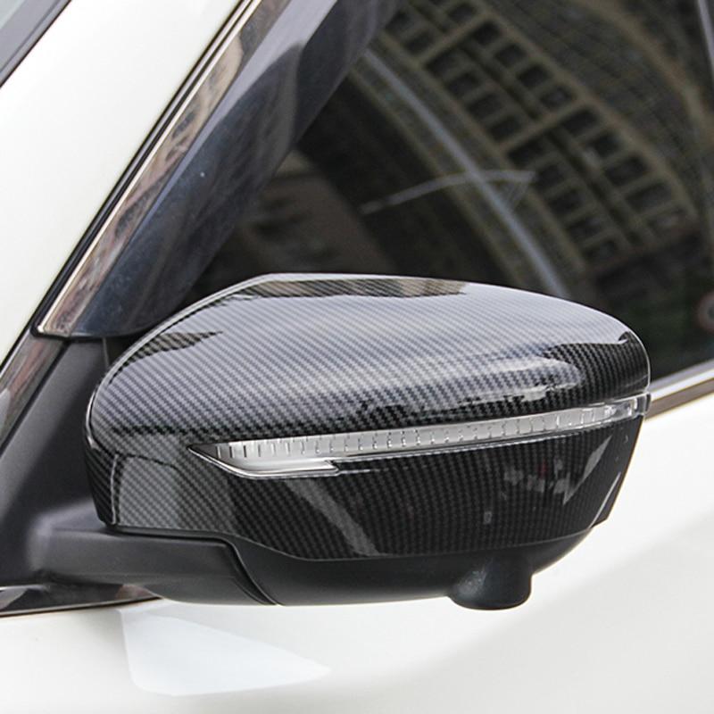 АБС-пластик, автомобильный боковой двери Зеркало заднего вида токарная обработка Накладка для Nissan X-Trail T32 космического аппарата изгой, космического аппарата изгой-Serena C27-Qashqai J11-Murano-Juke-Следопыт