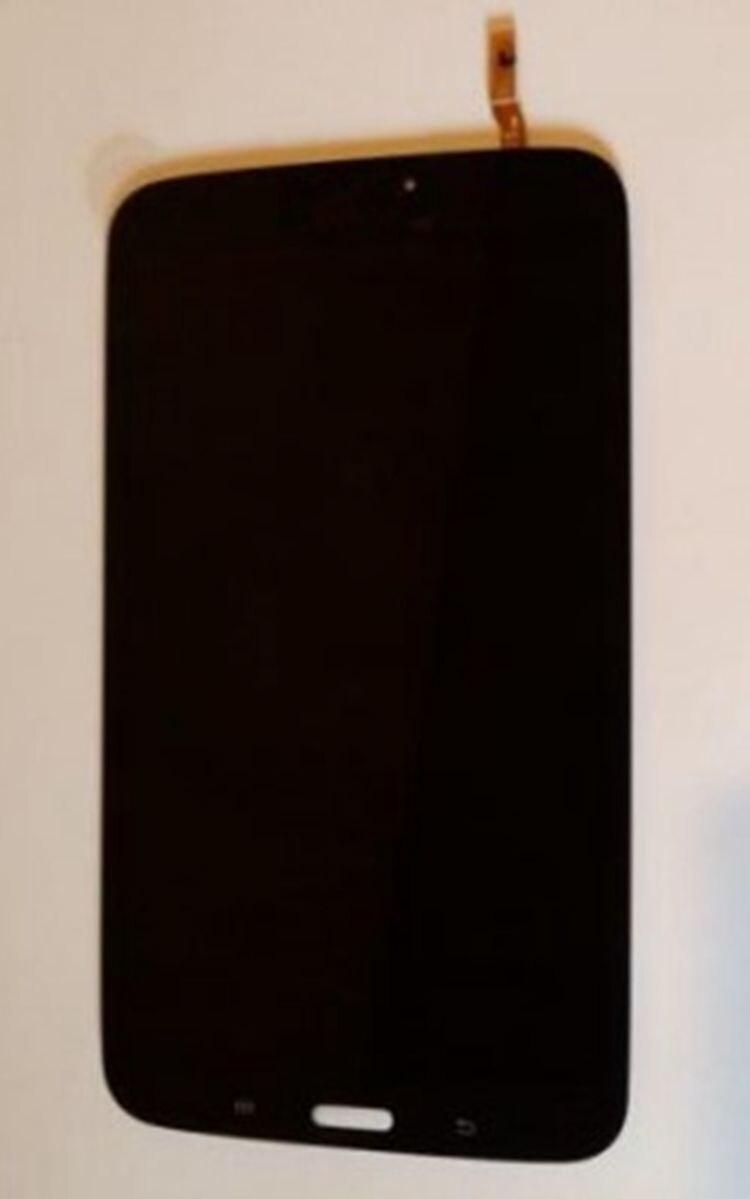 """Para Samsung Tab 3 8,0 """"T310 T311 Pantalla + cristal táctil digitalizador marco reparar LCD roto Pantalla tab3"""