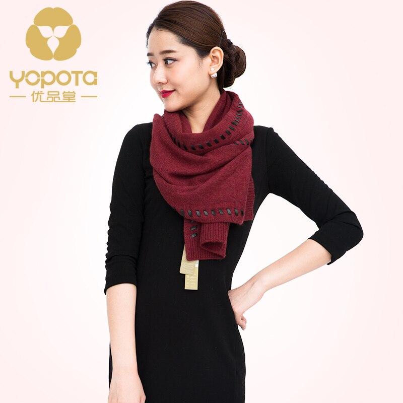 Yopota-وشاح كشمير فاخر ، وشاح طويل ، لون خالص ، متنوع ، عصري ، يسمح بالتدفئة ، شحن مجاني ، هدية عالية الجودة