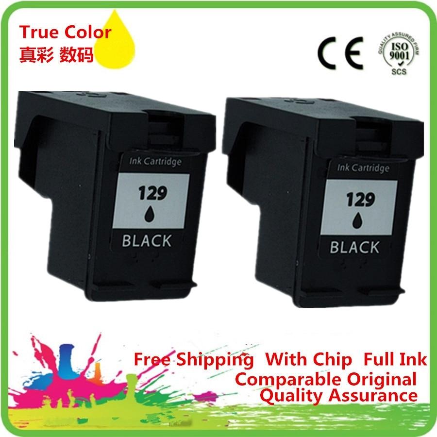 Ink Cartridges Remanufactured For 129 XL 129XL HP129 HP129XL C9364H Officejet 6310 6310XI 6313 6315 DESKJET 5941 5940XI
