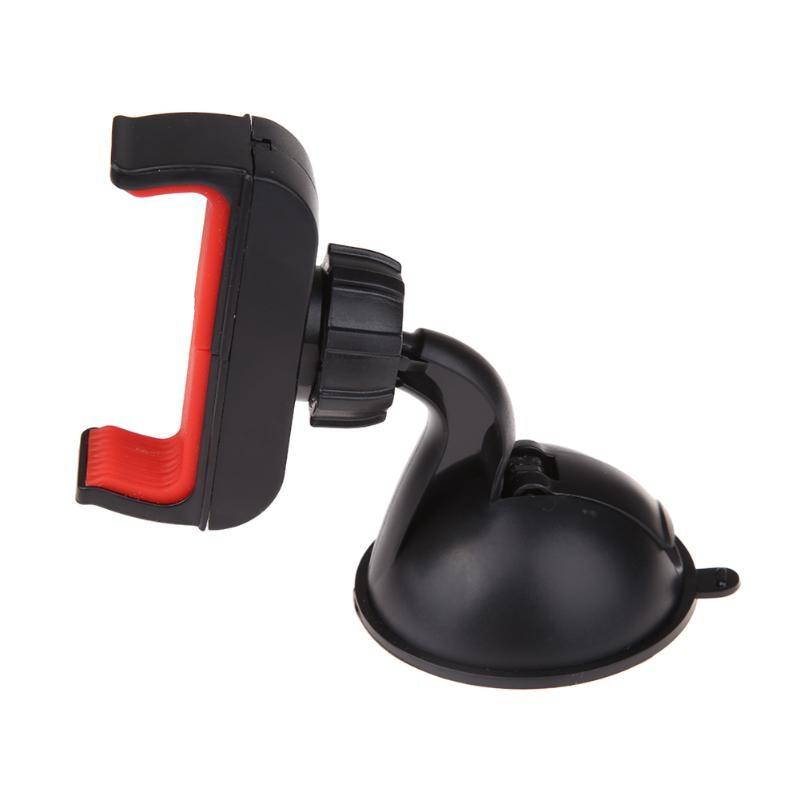 Car Mobile Phone Holder Stand Auto Navigation General Boat Windshield Suction GPS Phone Holder Mount Stand Car Bracket Universal