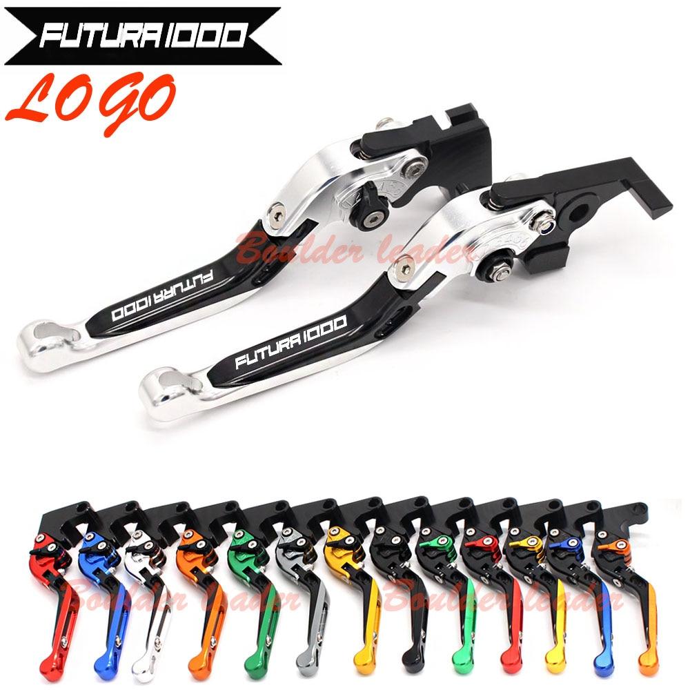 Motorcycle Folding Extendable CNC Moto Adjustable Clutch Brake Levers For Aprilia RST1000 RST 1000 FUTURA 2001 2002 2003 2004