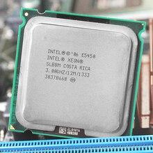 Processeur Quad Core INTEL Xeon E5450 LGA 775 (3.0 GHz/12 mo/1333) proche du LGA 775 Q9650
