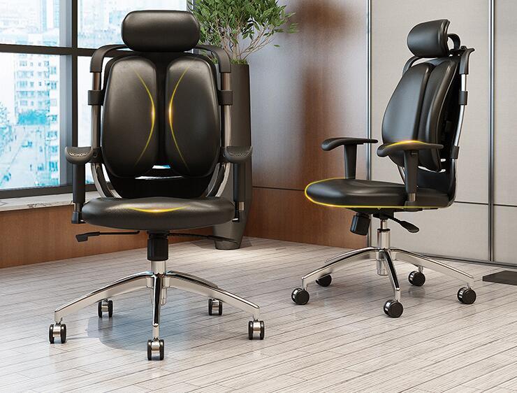 Бесплатная доставка, домашние компьютерные стулья. Можно положить офисный стул. Защита талии и спинки стула/стула для меня