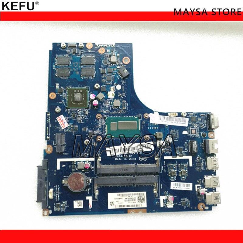 LA-B091P i7-5500U SR23W RADEON R5 M330 apto para Lenovo B50-80 portátil placa base