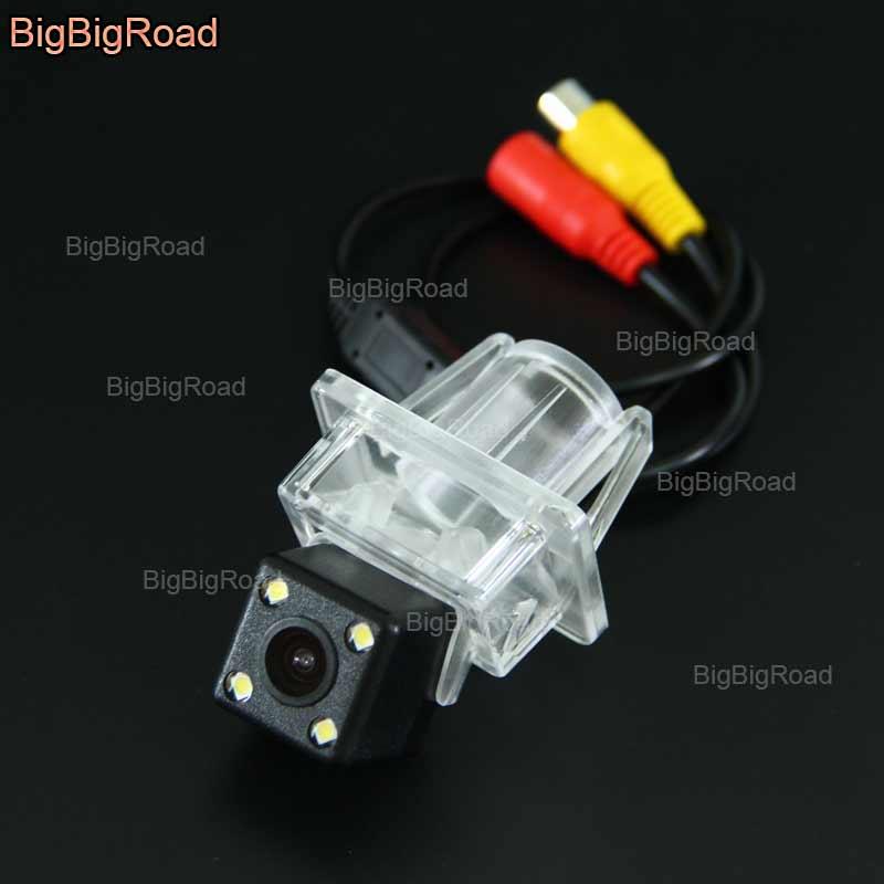 BigBigRoad для Mercedes Benz E series W212 W213 W207 C207 / C seires W204 / A series W176 с фильтром Автомобильная ПЗС-камера заднего вида