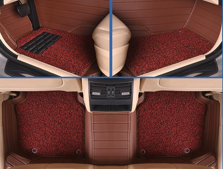 Myfmat автомобильные коврики pu коврики для Hyundai ix30/35 Sonata ELANTRA Terracan Tucson Accent SantaFe coupe XG Trajet Matrix Veracruz