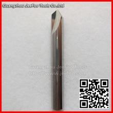 8*60/90/120(V) 2 Flutes CNC machine Engraving Bit, Two spiral cutter / CNC router endmill